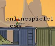 Pico blast trouble in the train yard spiele online